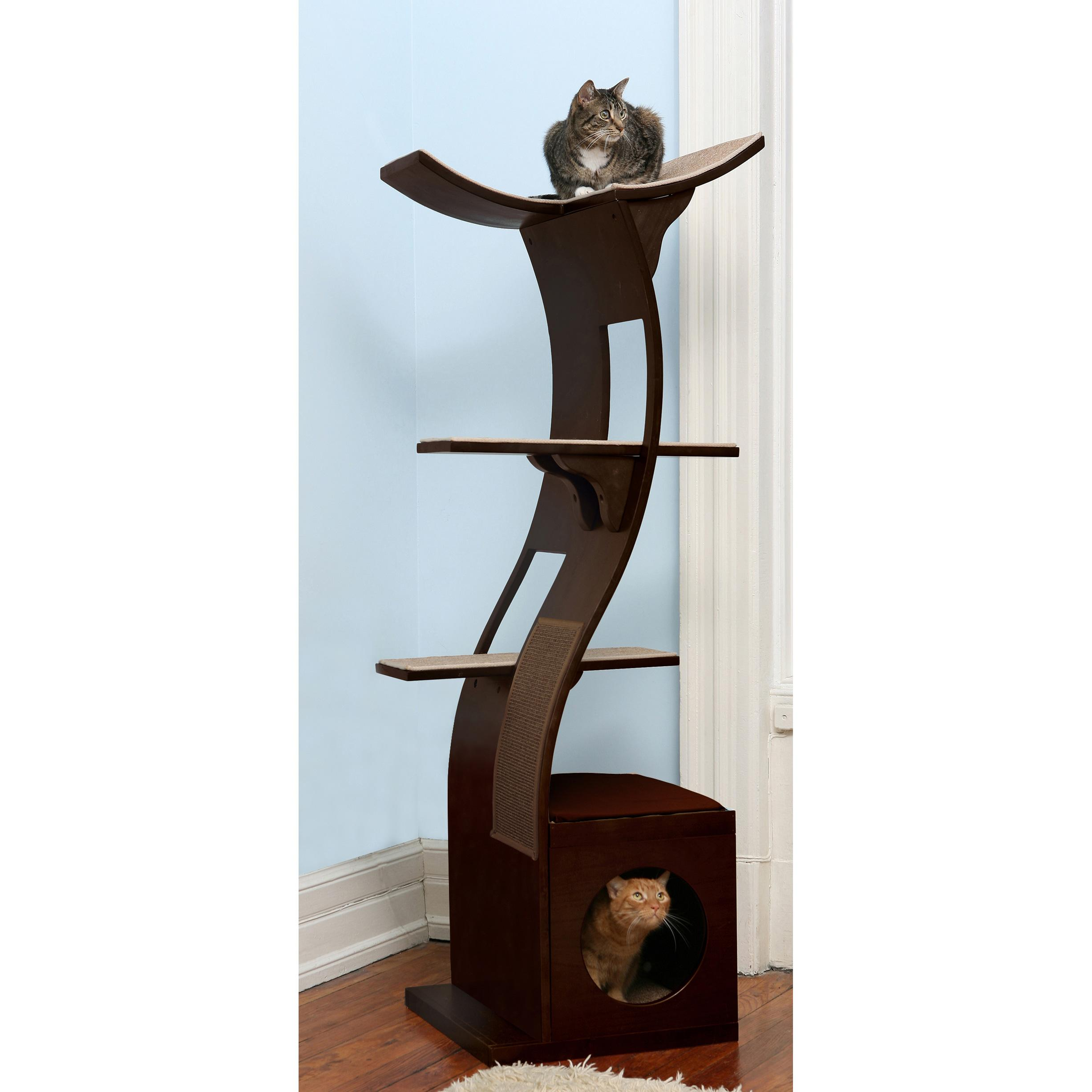 tree shop rakuten post product bestchoiceproducts condo scratching best high furniture cat products quality choice kitten house hammock pet with